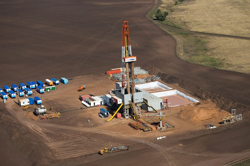 Drilling Wells of Russia