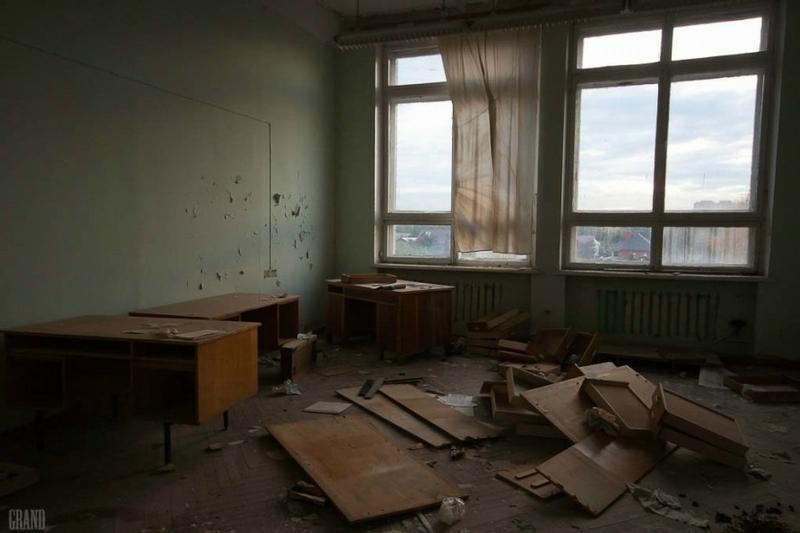 Abandoned Design Department