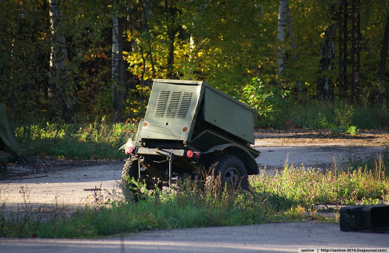 Rough Luck Of Military Equipment