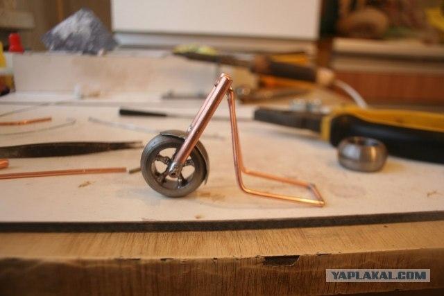 DIY Sports Bike