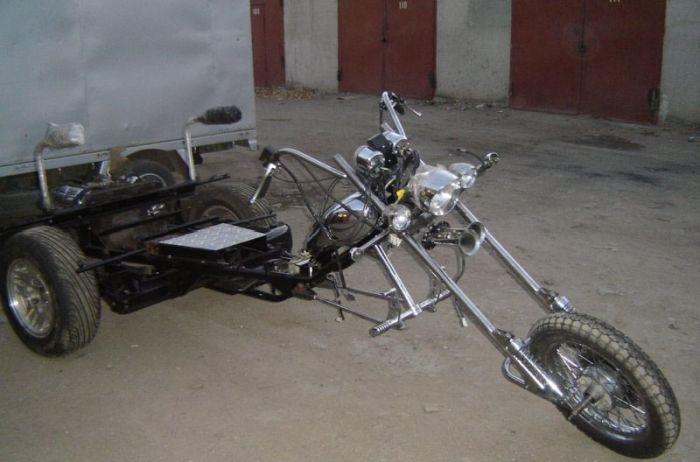 How I Made a Trike