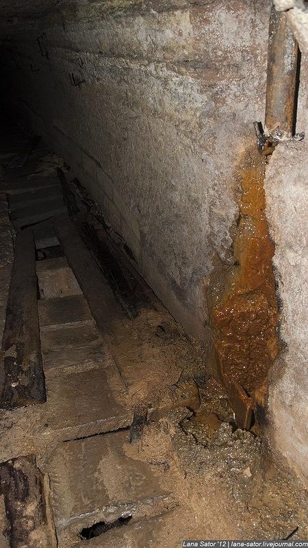 Famous Underground Tunnels Of Odessa