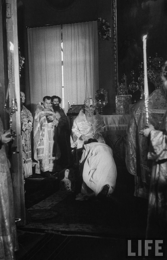 Moscow Cultural Life In November-December 1955