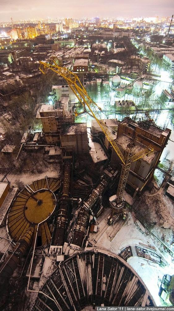 Photos NPO Energomash Energomash-13