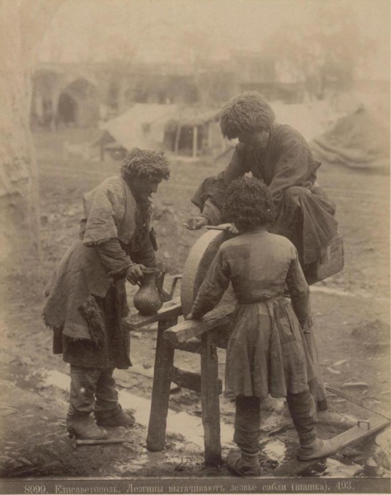 ermakov001 18 Caucasia and Transcaucasia: Ethnic Photos From the XIX Century