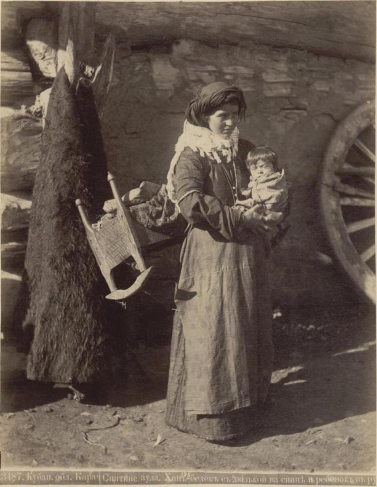 ermakov001 21 Caucasia and Transcaucasia: Ethnic Photos From the XIX Century