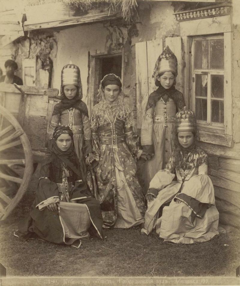 ermakov001 22 Caucasia and Transcaucasia: Ethnic Photos From the XIX Century