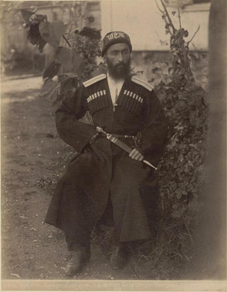 ermakov001 23 Caucasia and Transcaucasia: Ethnic Photos From the XIX Century