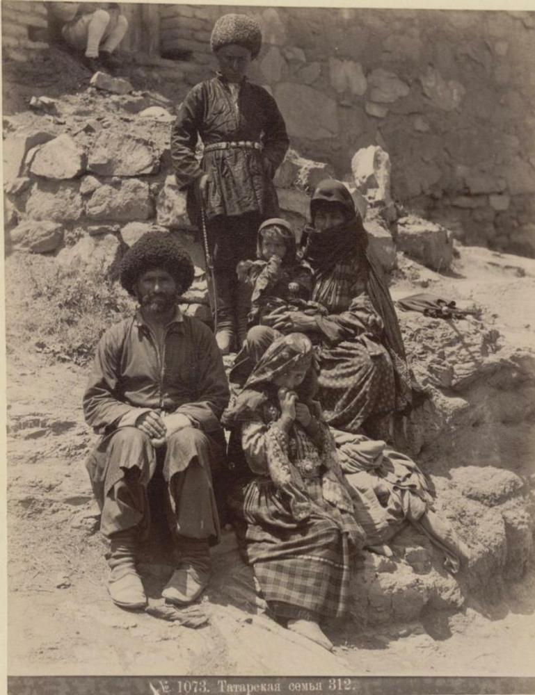 ermakov001 26 Caucasia and Transcaucasia: Ethnic Photos From the XIX Century