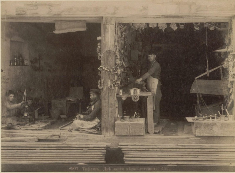 ermakov001 32 Caucasia and Transcaucasia: Ethnic Photos From the XIX Century