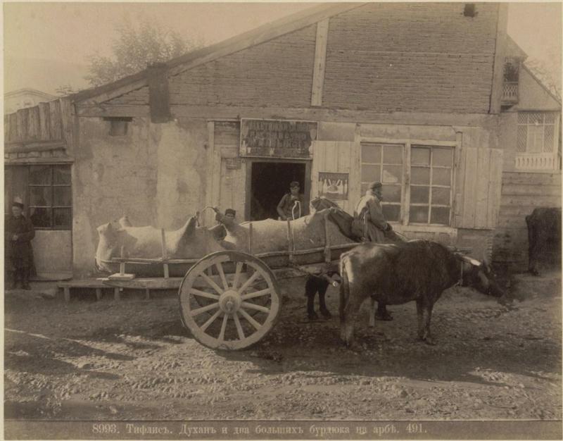 ermakov001 33 Caucasia and Transcaucasia: Ethnic Photos From the XIX Century