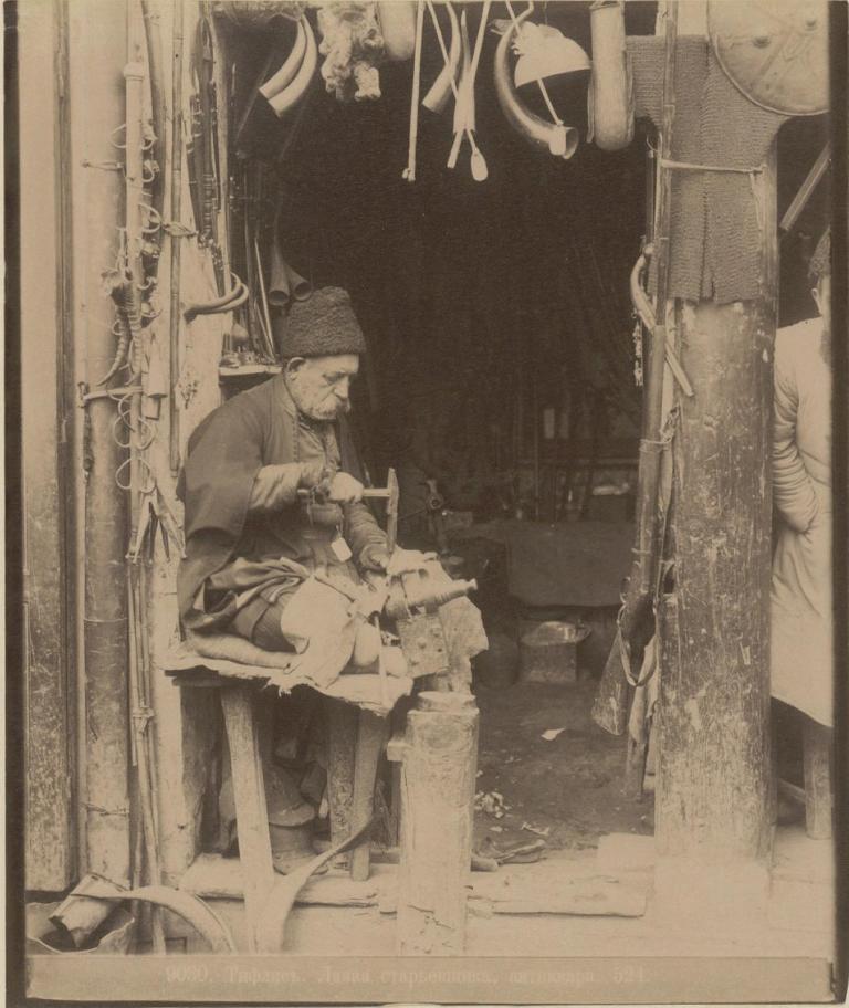 ermakov001 34 Caucasia and Transcaucasia: Ethnic Photos From the XIX Century