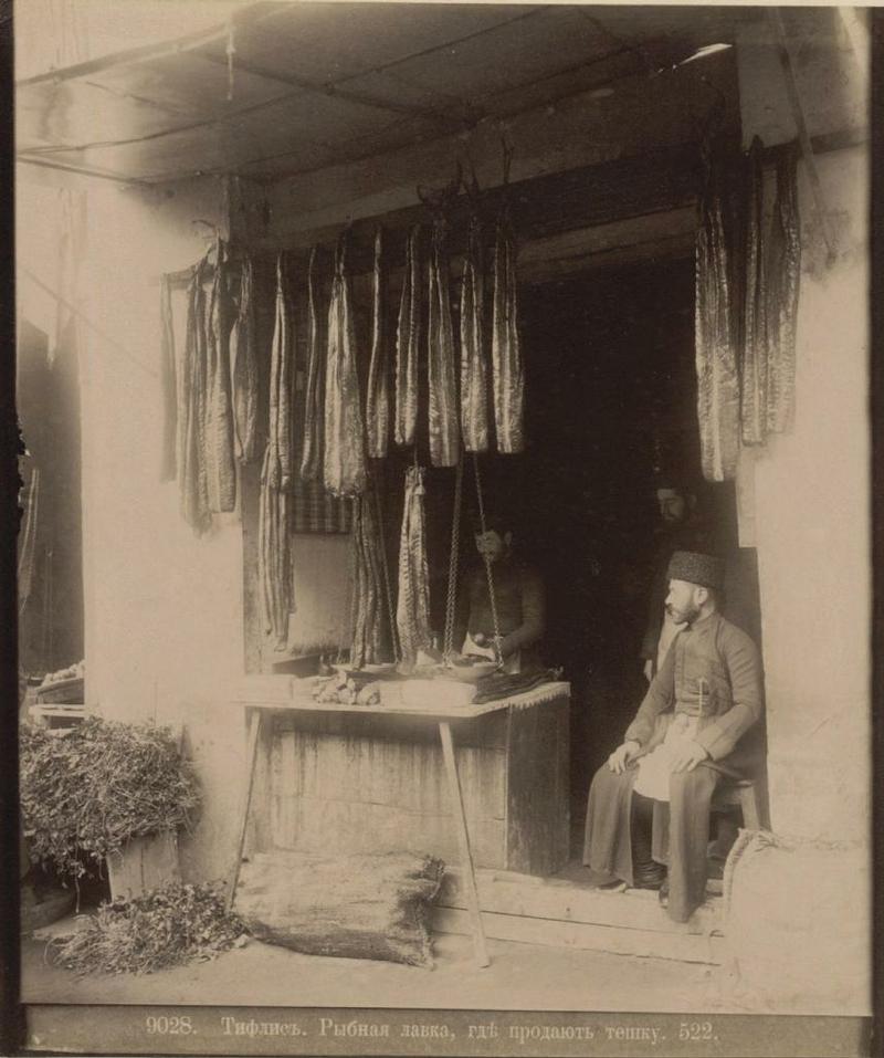 ermakov001 39 Caucasia and Transcaucasia: Ethnic Photos From the XIX Century