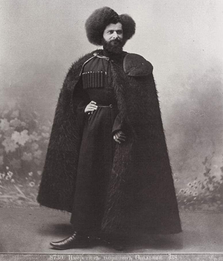 ermakovphotos002 21 Caucasia and Transcaucasia: Ethnic Photos From the XIX Century