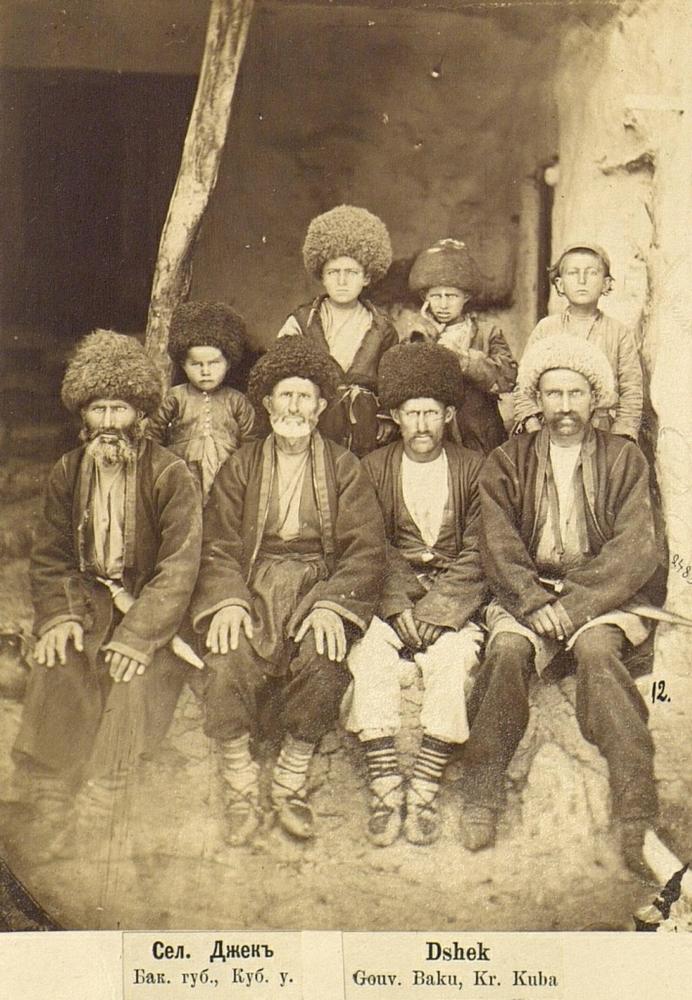 ermakovphotos002 23 Caucasia and Transcaucasia: Ethnic Photos From the XIX Century