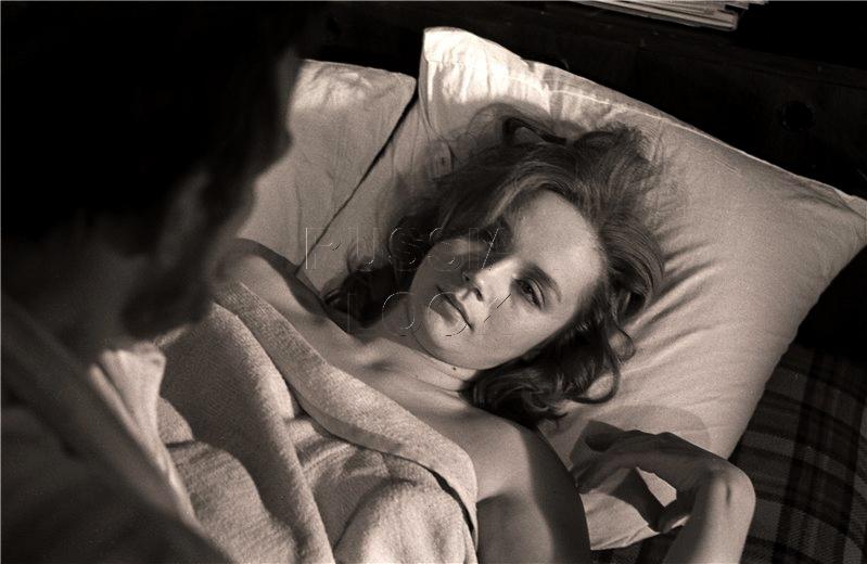 Эротика в советском кино (27 фото) .