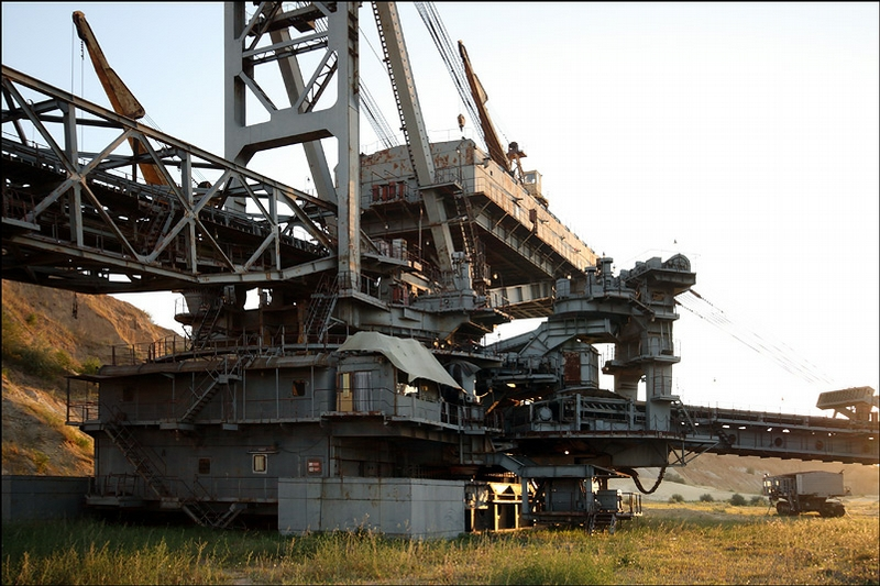 Metal Monsters Left To Decay