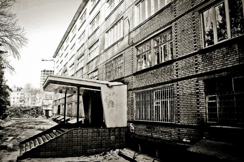 Three Factories of a Sad Destiny