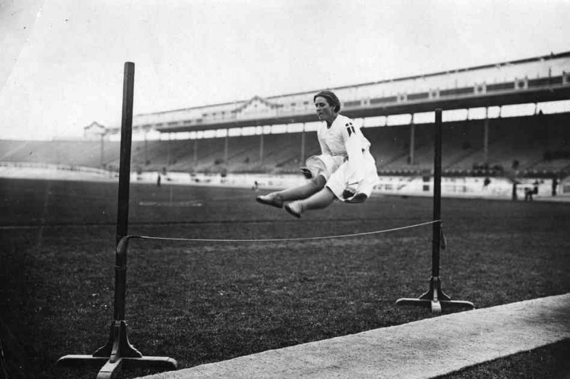Olympic Games in LONDON, but 1908