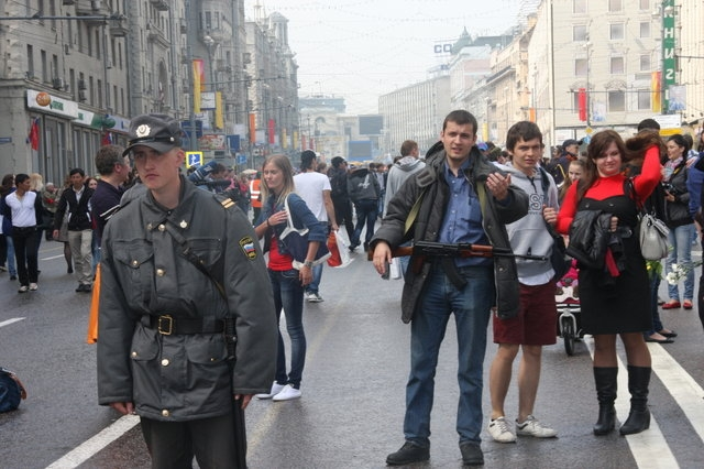 Are You Safe In Moscow Streets?