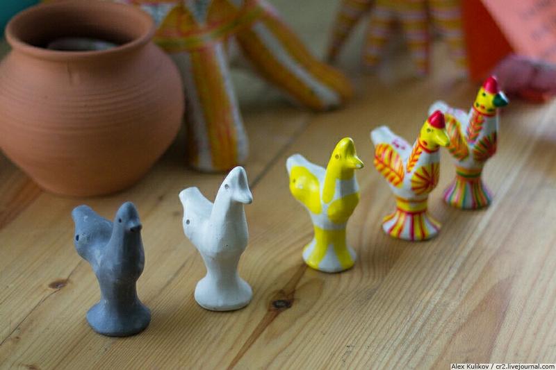 How Filimonov Toys Survive
