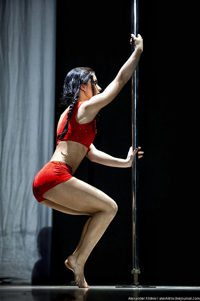 Pole Dance 2012 - Rusia (el baile del caño)