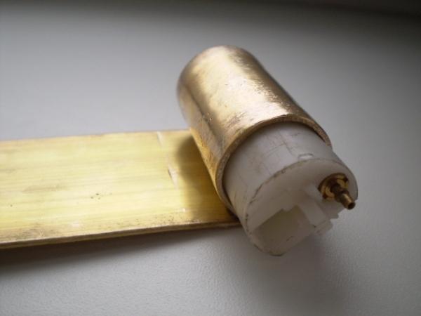 USB Flamethrower