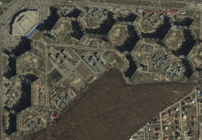How Do You Like Such Urban Planning?