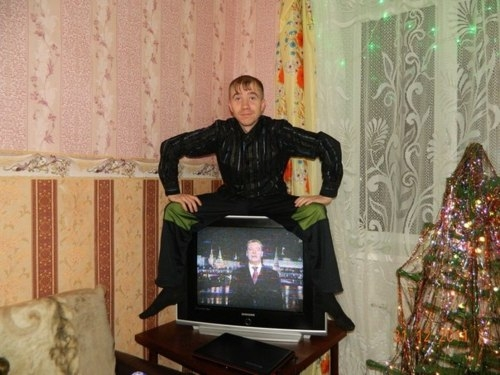 Crazy Side of Russia
