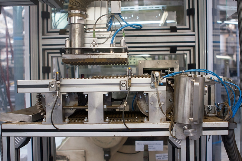 Making Fuel Assemblies For Nuclear Power Plants