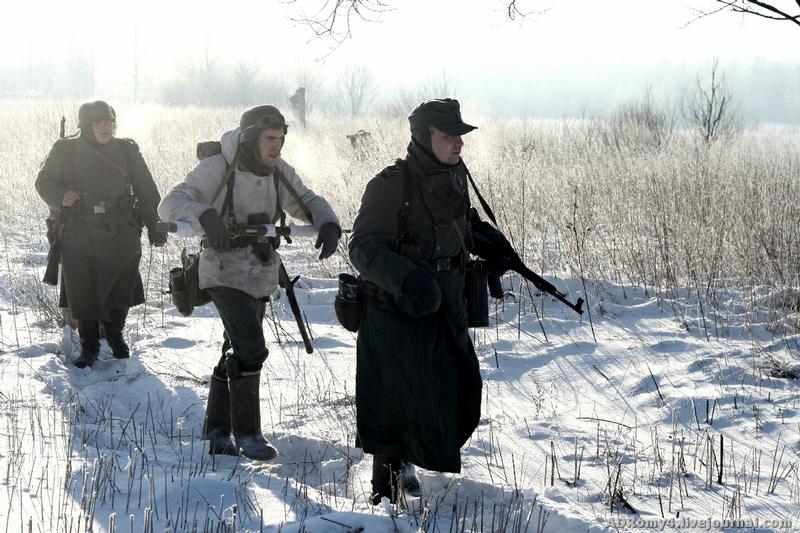 Liberating Gatchina, The Leningrad Region