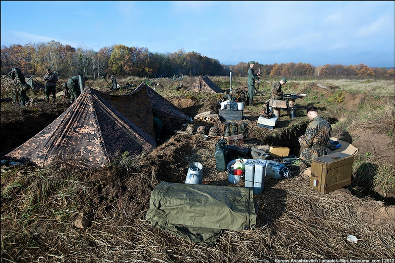 In Autumn 1943, Part II: the Germans