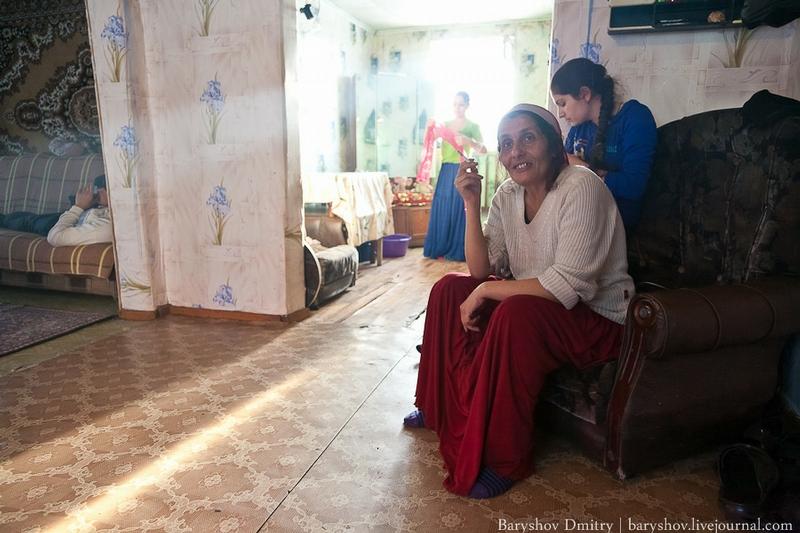 Life of Chuvash Gipsies