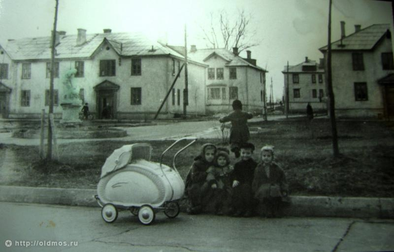 The City Of Moscow Of Bygone Times