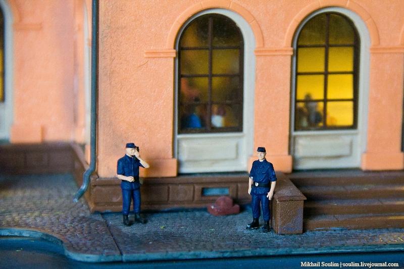 Mega Miniature Of Russia