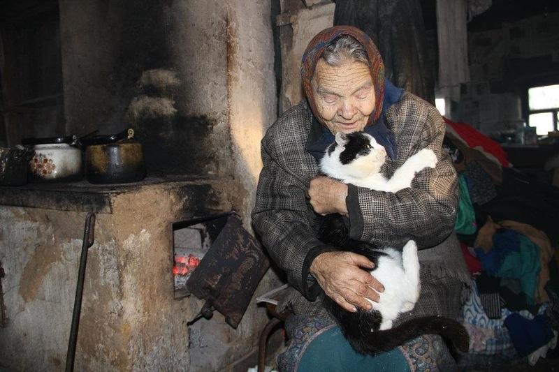 Some Help For Babushka
