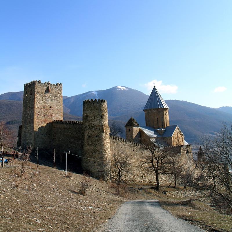Cities of Georgia
