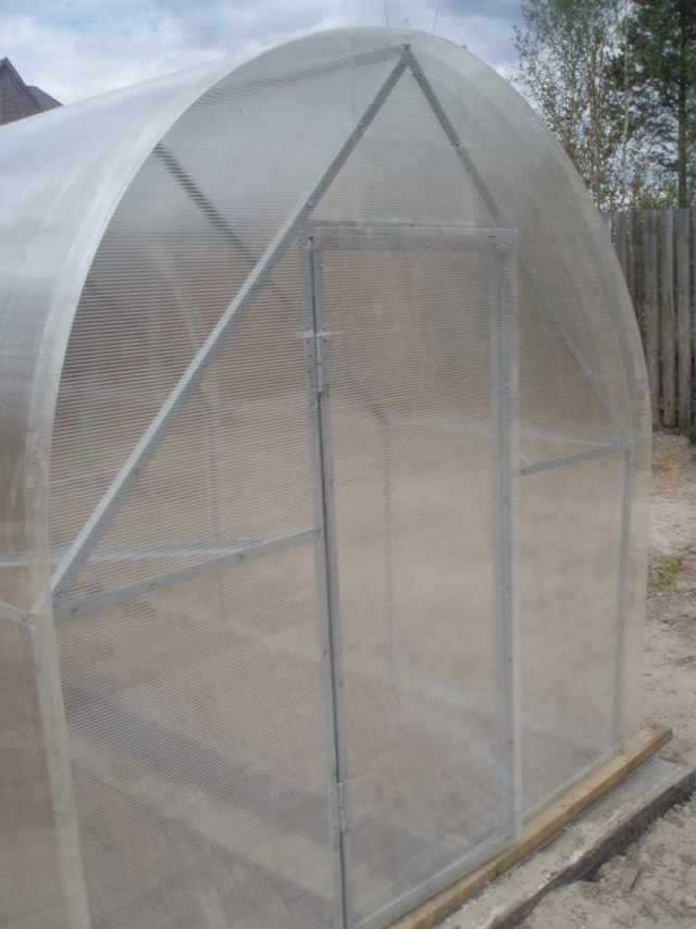 Greenhouse With Your Own Hands