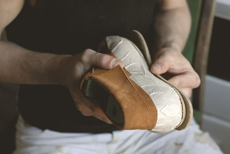 Обувь ручной работы своими руками 50