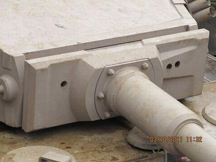 اصلاح الدبابات والمدرعات  - صفحة 2 Handmadetank-76