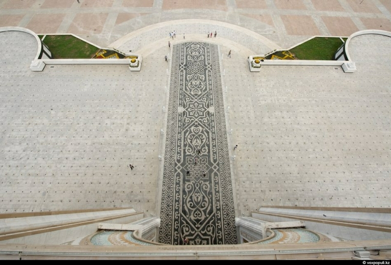 One Big Mosque