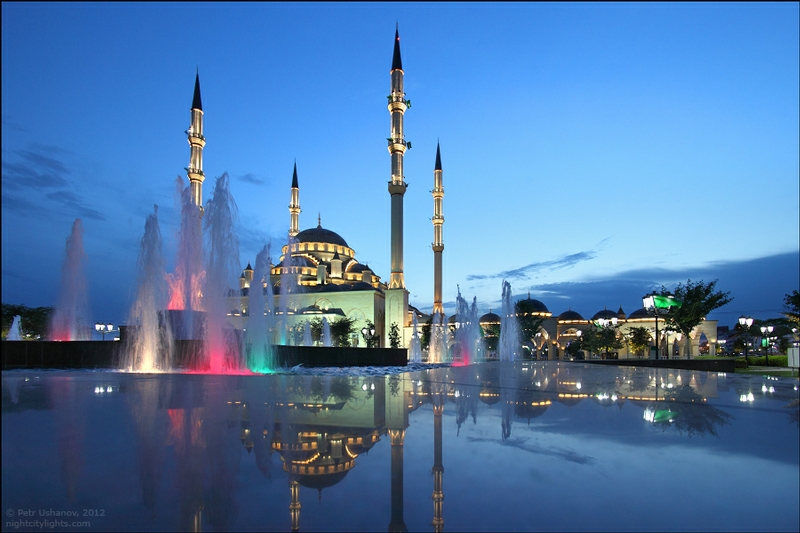 Best Views of the Chechen Capital