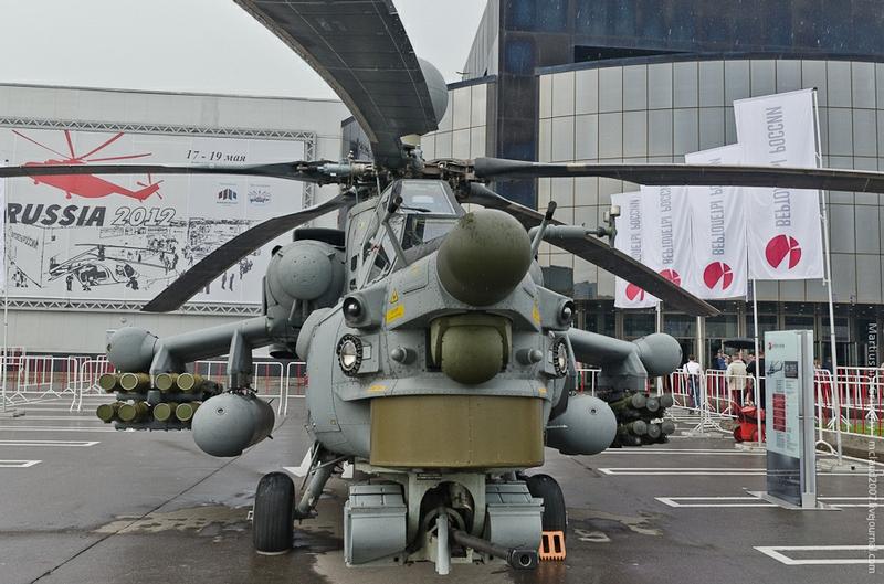 Mi-28NE