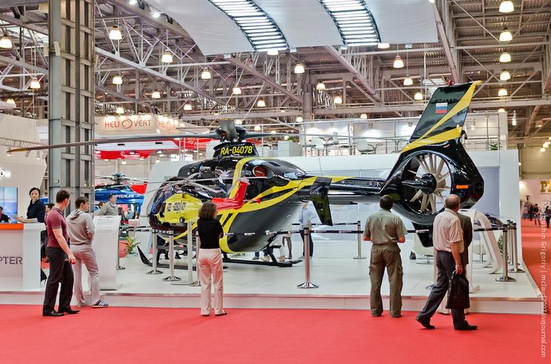 欧洲直升机公司的EC-135