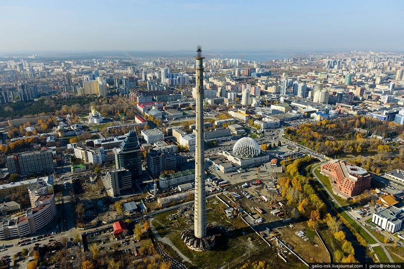 Helicopter Flight in Russa [30 photos to enjoy]