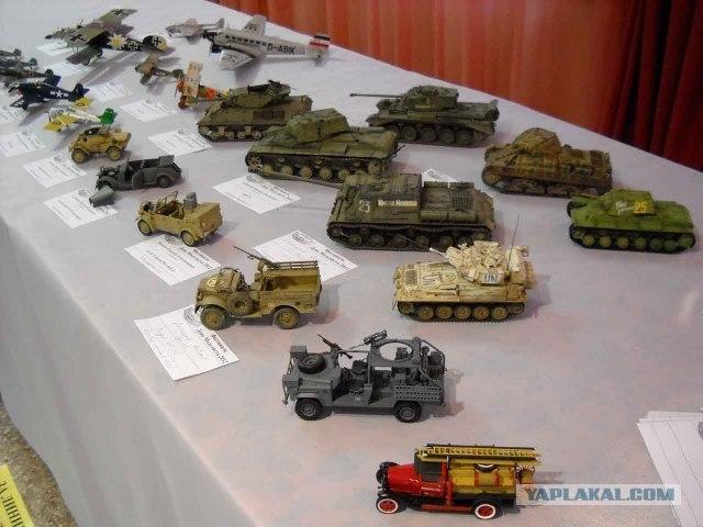 Annual Festival of Historic Modelling in Zaporozhe