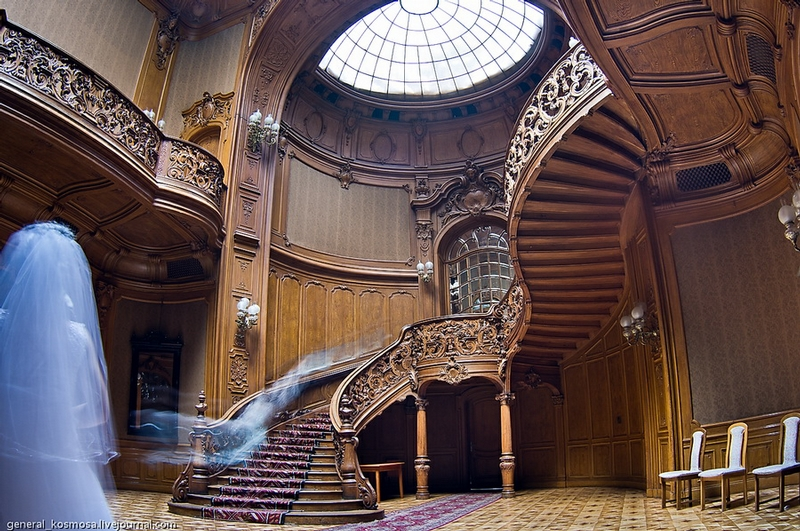 Splendid House Of Scientists English Russia