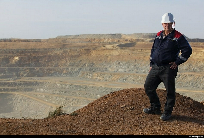 Kazakh Mines, Akmola Region: Where Gold Comes From [20 pics]