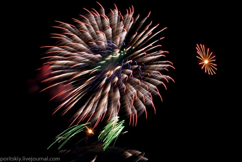 How To Launch Fireworks