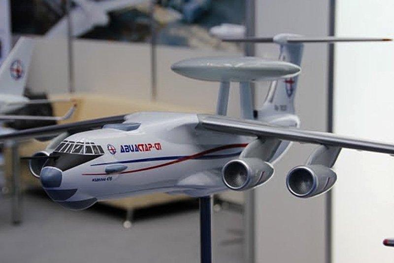 Presenting Ilyushin Il-476